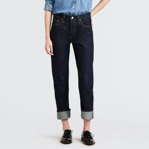 Levi's 501 Day Limited Edition Selvedge jeans A011